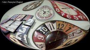 01 Horloge Françine Chaput
