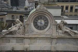 11 Horloge Michel Leblanc