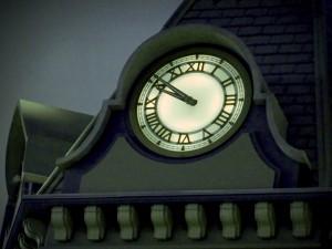 16 Horloge Franca Persechino
