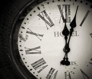 23 Horloge Franca Persechino