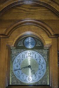 24 Horloge Janine Huot