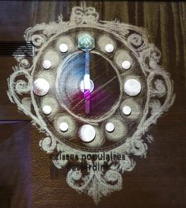 35 Horloge Mario Castonguay