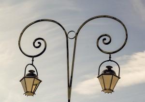 44 Lampadaire Micheline Paquin