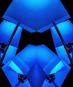 41 Bleu Michel Leblanc